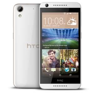 HTC Desire 626G Dual Sim White