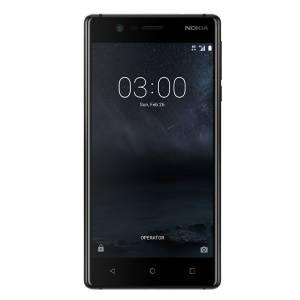 Nokia 3 16GB Dual Sim Black