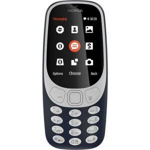 Nokia 3310 (2017) Dual Sim Dark Blue
