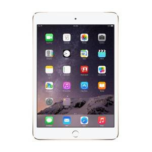 Apple iPad Mini 3 Wi-Fi 4G 64GB Gold