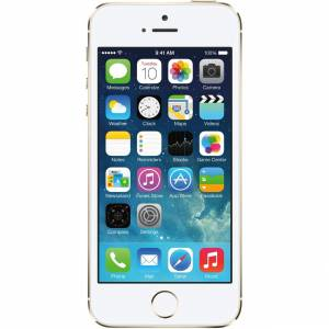 Apple iPhone 5S 16GB Gold Neverlocked